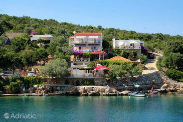Uvala Zaraće, Hvar, Property 4598 - Apartments by the sea.