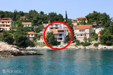 Basina, Hvar, Property 4599 - Apartments by the sea.
