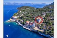 Apartments by the sea Pokrivenik (Hvar) - 4604