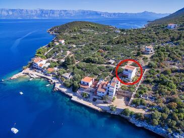 Pokrivenik, Hvar, Objekt 4604 - Ubytování v blízkosti moře.