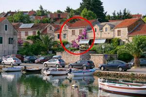 Prázdninový dům u moře Vrboska (Hvar) - 4605