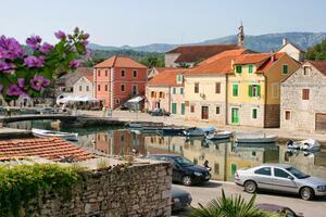 Prázdninový dům u moře Vrboska, Hvar - 4605