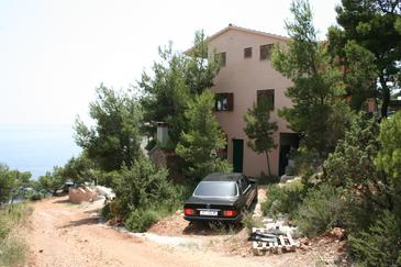 Sveta Nedilja, Hvar, Property 4609 - Apartments by the sea.