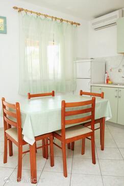 Sveta Nedilja, Столовая в размещении типа apartment, доступный кондиционер и WiFi.