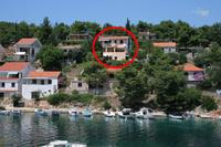 Apartments by the sea Basina (Hvar) - 4620