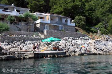Uvala Solotiša, Hvar, Property 4623 - Apartments by the sea.