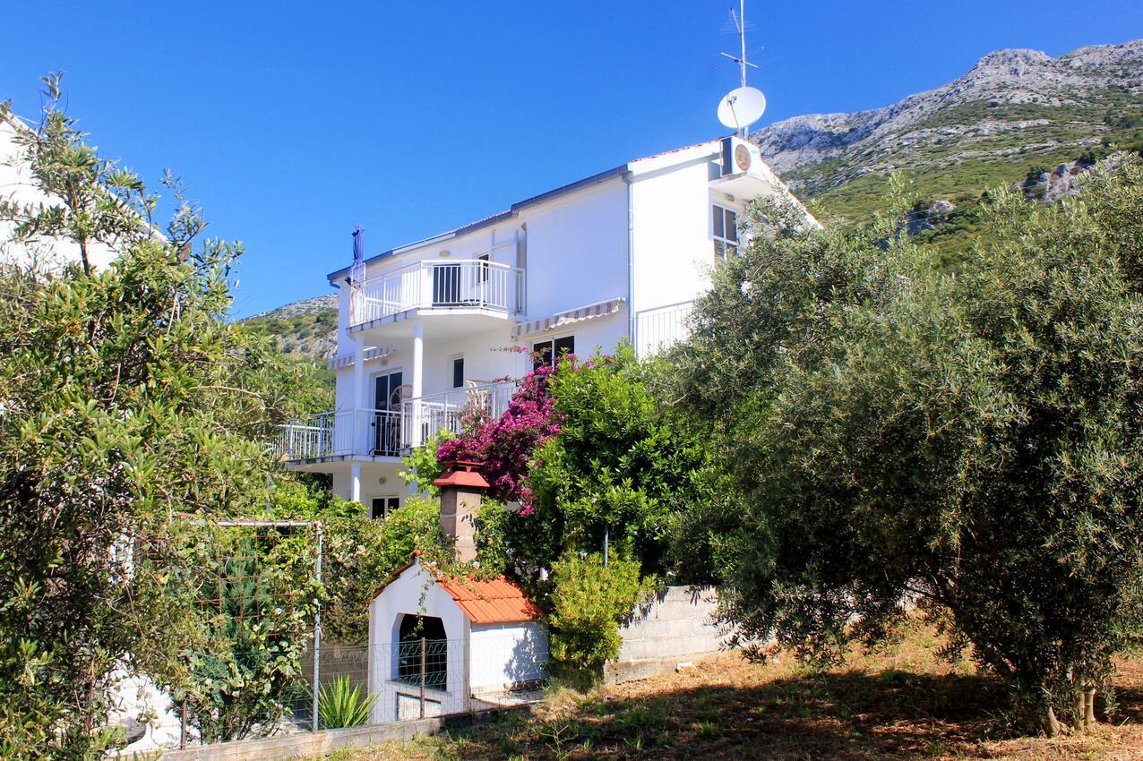 Ferienwohnung im Ort Kuiate - Perna (Peljeaac), Kapazität 2+2 (1013674), Kuciste, Insel Peljesac, Dalmatien, Kroatien, Bild 14