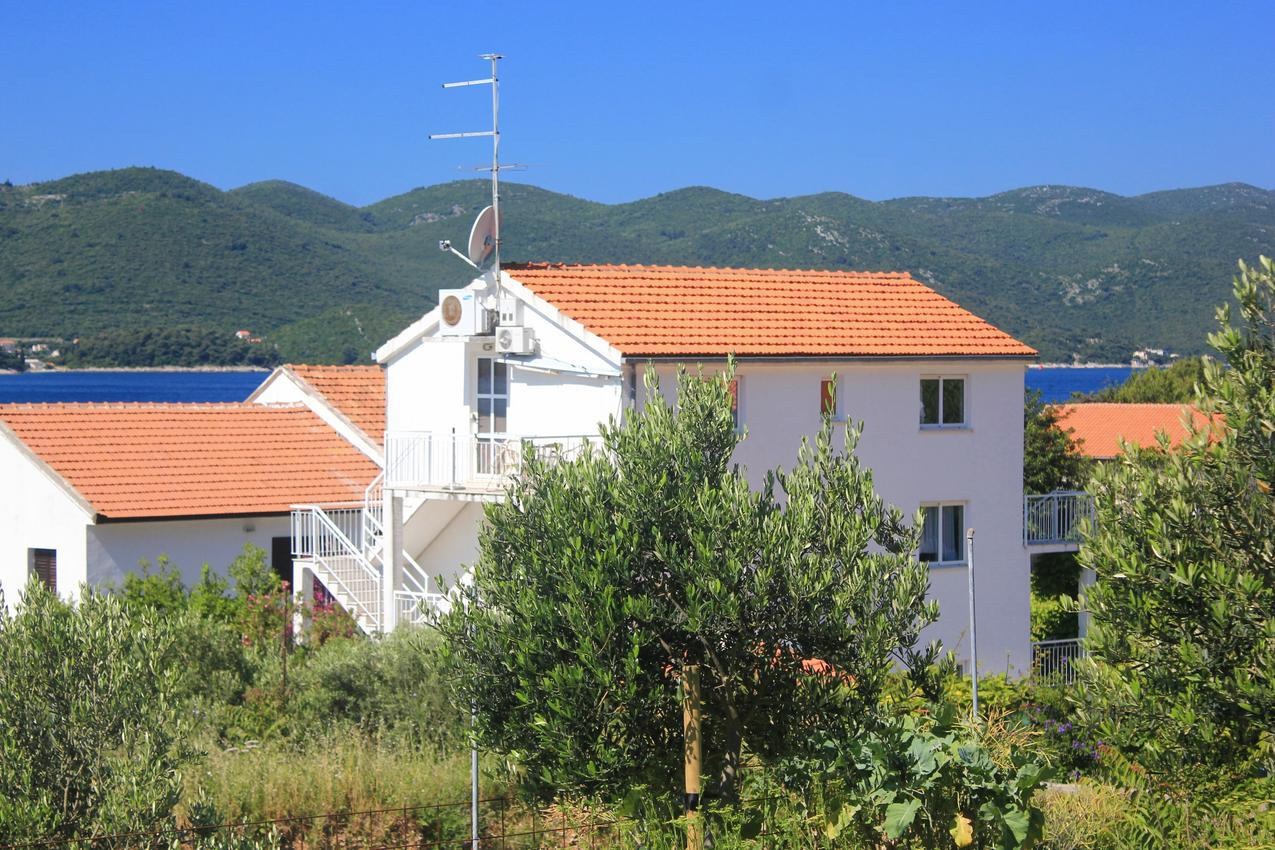 Ferienwohnung im Ort Kuiate - Perna (Peljeaac), Kapazität 2+2 (1013674), Kuciste, Insel Peljesac, Dalmatien, Kroatien, Bild 15