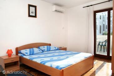 Hvar, Bedroom in the room.