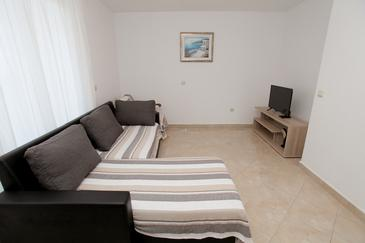 Mastrinka, Гостиная в размещении типа apartment, Домашние животные допускаются и WiFi.