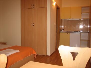 Omiš, Кухня в размещении типа studio-apartment, WiFi.