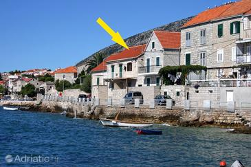 Bol, Brač, Property 4657 - Apartments near sea with pebble beach.