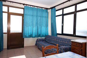Bilo, Salon dans l'hébergement en type apartment, animaux acceptés et WiFi.