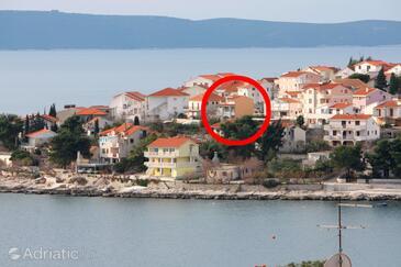 Bušinci, Čiovo, Property 4668 - Apartments by the sea.