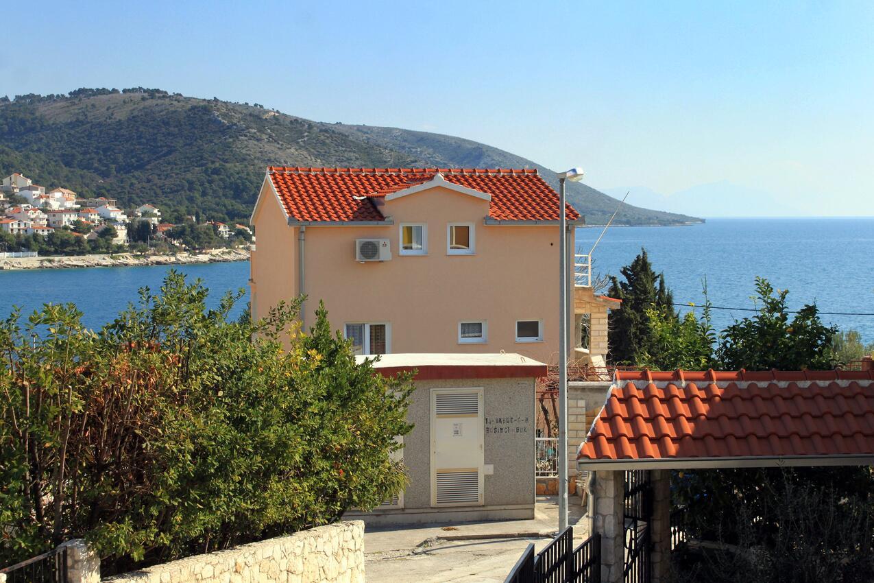 Ferienwohnung im Ort Bu?inci (?iovo), Kapazitä Ferienwohnung in Kroatien