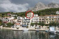 Апартаменты у моря Podgora (Makarska) - 4670