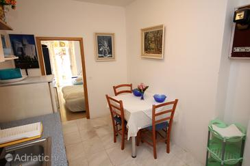 Dubrovnik, Esszimmer in folgender Unterkunftsart apartment, dopusteni kucni ljubimci i WIFI.