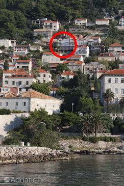 Dubrovnik, Dubrovnik, Property 4711 - Apartments with pebble beach.