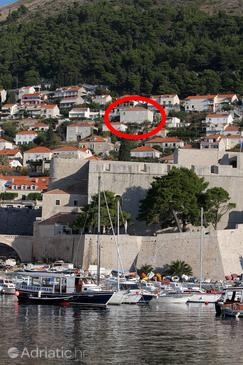 Dubrovnik, Dubrovnik, Property 4712 - Apartments with pebble beach.