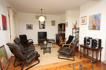 Dubrovnik, Pokój dzienny w zakwaterowaniu typu house, WIFI.