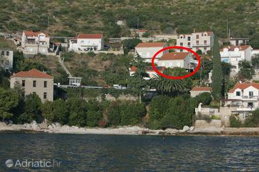 Lozica, Dubrovnik, Property 4723 - Apartments near sea with pebble beach.