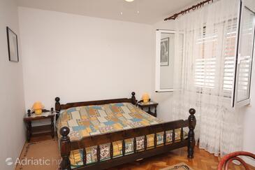 Srebreno, Bedroom in the room.