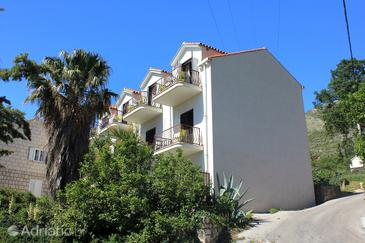 Cavtat, Dubrovnik, Objekt 4733 - Apartmani i sobe sa šljunčanom plažom.