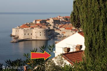 Dubrovnik, Dubrovnik, Property 4736 - Apartments and Rooms with pebble beach.