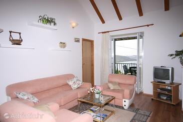 Plat, Living room in the apartment, dopusteni kucni ljubimci.