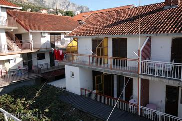 Podaca, Makarska, Property 4747 - Apartments with pebble beach.