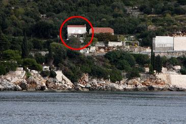 Štikovica, Dubrovnik, Property 4750 - Apartments near sea with pebble beach.