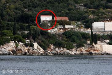 Štikovica, Dubrovnik, Property 4750 - Apartments near sea with pebble beach.