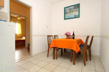 Cavtat, Dining room in the apartment, WIFI.