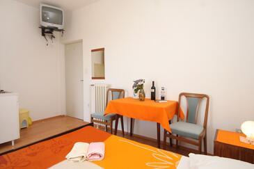 Cavtat, Jadalnia w zakwaterowaniu typu studio-apartment, WiFi.