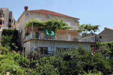 Cavtat, Dubrovnik, Obiekt 4765 - Kwatery ze żwirową plażą.