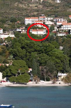 Mlini, Dubrovnik, Property 4774 - Apartments with pebble beach.