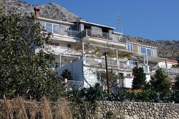 Plat, Dubrovnik, Objekt 4776 - Ubytování s oblázkovou pláží.