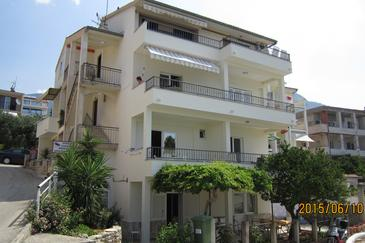 Podgora, Makarska, Property 4782 - Apartments near sea with pebble beach.