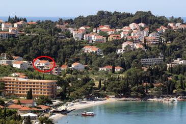 Cavtat, Dubrovnik, Property 4791 - Apartments near sea with pebble beach.
