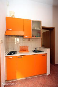 Duće, Kitchen in the apartment, WIFI.
