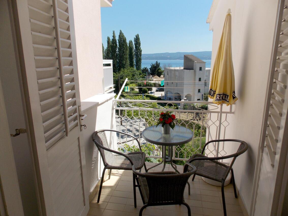 Holiday apartment im Ort Due (Omia), Kapazität 2+2 (1496093), Omiš, , Dalmatia, Croatia, picture 7