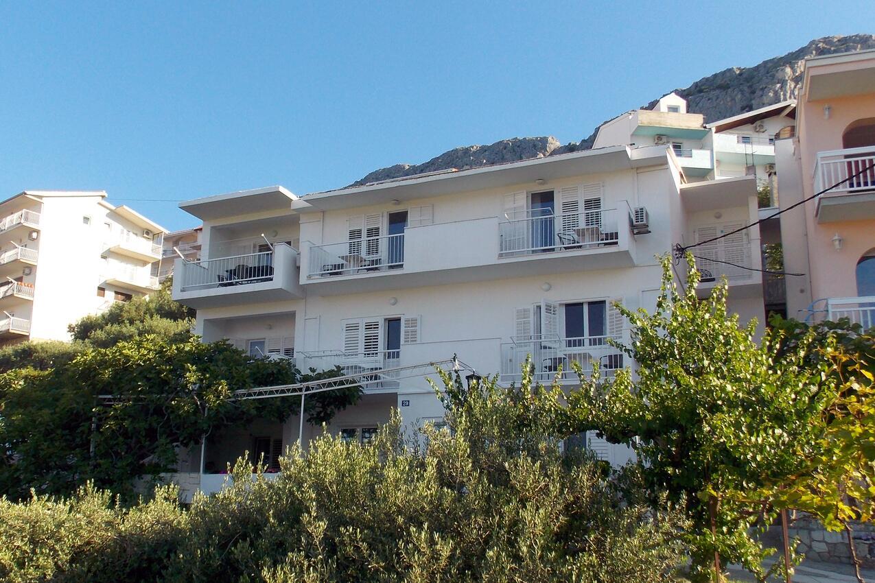 Holiday apartment im Ort Due (Omia), Kapazität 2+2 (1496093), Omiš, , Dalmatia, Croatia, picture 1