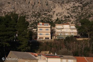 Drašnice, Makarska, Property 4810 - Apartments near sea with pebble beach.