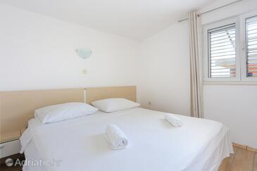 Trogir, Спальня в размещении типа room, доступный кондиционер и WiFi.