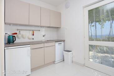 Rastići, Кухня в размещении типа studio-apartment, Домашние животные допускаются и WiFi.