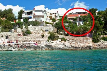 Rastići, Čiovo, Obiekt 4818 - Apartamenty przy morzu.