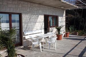 Apartmány s parkovištěm Lokva Rogoznica (Omiš) - 4819