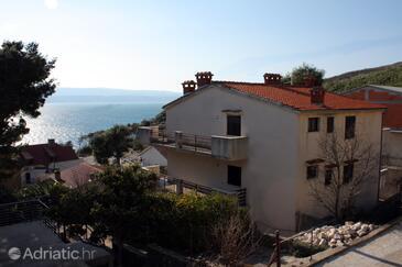 Lokva Rogoznica, Omiš, Объект 4821 - Апартаменты вблизи моря с галечным пляжем.