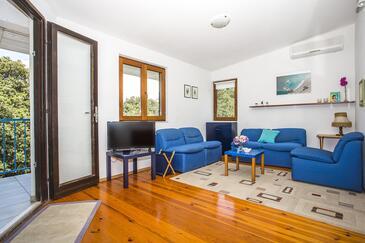 Ražanj, Гостиная в размещении типа apartment, доступный кондиционер и WiFi.