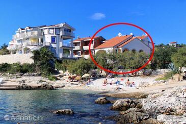 Zečevo Rtić, Rogoznica, Property 4839 - Apartments near sea with pebble beach.